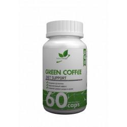 Жиросжигатель NaturalSupp Green Coffee 60 капсул unflavoured