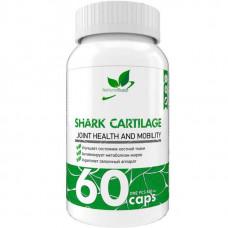 Shark Cartilage NaturalSupp 60 капсул unflavored