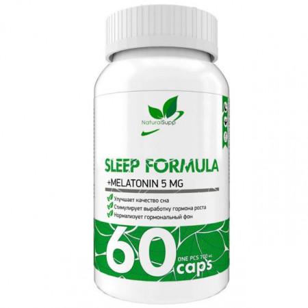 NaturalSupp Sleep Formula 60 капсул