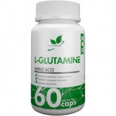 NaturalSupp Глютамин 60 капсул unflavoured