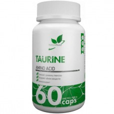 NaturalSupp Таурин 60 капсул unflavoured