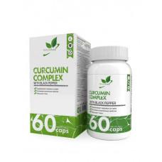 Curcumin Complex NaturalSupp 60 капсул unflavoured