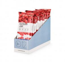 Вафли О12 The Protein Bar 12 50 г, 12 шт., малина + йогурт
