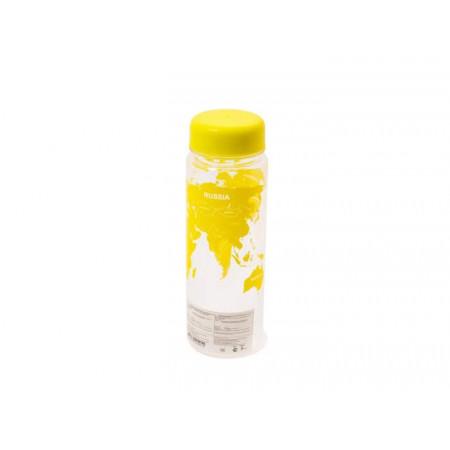 Бутылка для воды Жёлтая Феникс-Презент арт. 79046