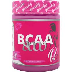 Steel Power Nutrition BCAA 8000 300 г розовый лимонад
