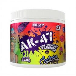 Энергетик AK-47 Labs Pre Workout 240 г, lemon/lime