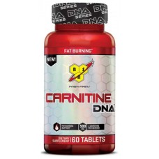 BSN L-карнитин тартрат DNA 60 таблеток без вкуса
