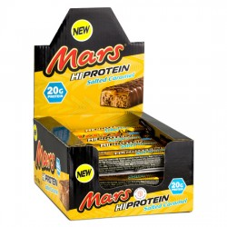 Батончик Mars Mars Hi-Protein Bar 12 59 г, 12 шт., salted caramel