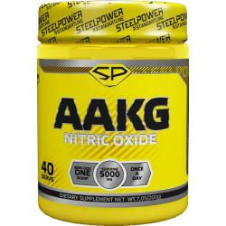 Steel Power Nutrition L-аргинин AAKG 200 г natural taste