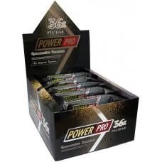 Батончик PowerPro Protein Bar 36% 20 60 г, 20 шт., брют