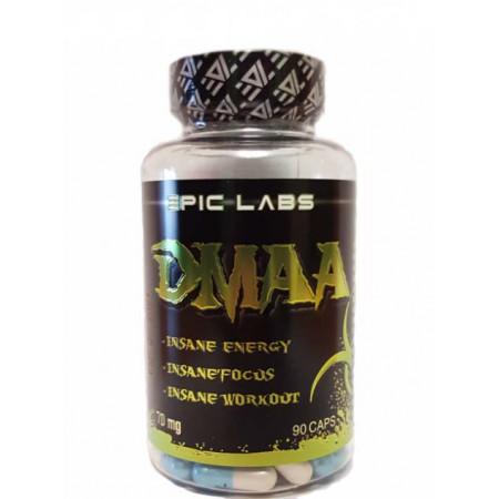 Предтренировочный комплекс Epic Labs DMAA 60 г unflavoured