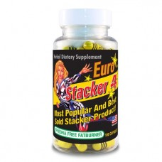 Жиросжигатель Stacker Euro 4 100 капсул