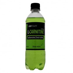 Напиток с L-карнитином XXI Power L-Карнитин 500 мл, 24 шт., lime/mint
