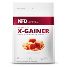 """Гейнер KFD Premium X-Gainer """"Молочная Карамель"""" 1000г"""