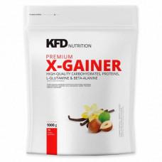 "Гейнер KFD Premium X-Gainer ""Ваниль-миндаль"" 1000г"