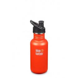 Бутылка Klean Kanteen Classic Sport 0.53 л оранжевая