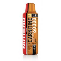 Напиток NUTREND Carnitine 60000+Synephrine - 0.5 л желтая малина
