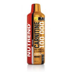 Напиток NUTREND Carnitine 100000 - 1.0 л лимон