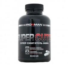 Жиросжигатель Ironman Super Cuts 140 капсул