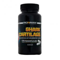 Shark Cartilage Ironman 40 капсул без вкуса