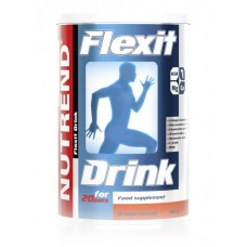 Flexit Drink Nutrend 400 г апельсин
