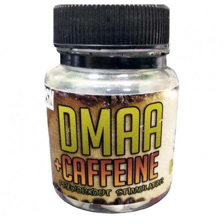 Предтренировочный комплекс 2SN DMAA+Caffeine 50 капсул ежевика