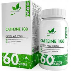 NaturalSupp Caffeine 60 капсул
