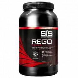 Восстановительный напиток SiS REGO Power 1050 г, клубника со сливками