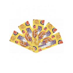 Печенье ProteinRex 25% Cookie 5 50 г, 5 шт., апельсин/инжир
