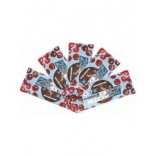 Печенье ProteinRex 25% Cookie 5 50 г, 5 шт., шоколад/вишня