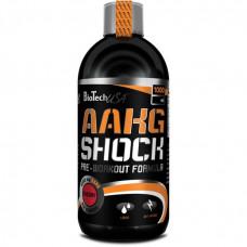BioTech USA AAKG Shock extreme 1000 мл.