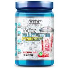 Глютамин Cult 100% Glutamine Powder Лесные ягоды 400 г