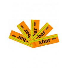 Батончик Solvie Xbar 5 60 г, 5 шт., апельсиновый
