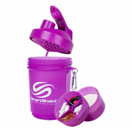 Шейкер SmartShake 600 мл violet