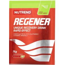 Напиток NUTREND Regener - 1 пак x 75 г свежее яблоко