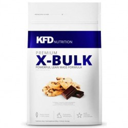 "Гейнер высокобелковый KFD X-Bulk ""Шоколад с какао"" 980г"