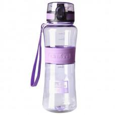 Бутылка для воды и спортивных напитков DIBE 450 мл violet