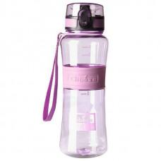 Бутылка для воды и спортивных напитков DIBE 450 мл pink