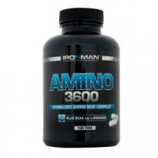 Amino 3600 IRONMAN - 100 табл. без вкусов