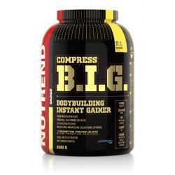 Гейнер NUTREND Compress B.I.G. - 2.1 кг банан
