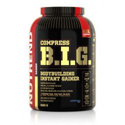 Гейнер NUTREND Compress B.I.G. - 2.1 кг клубника