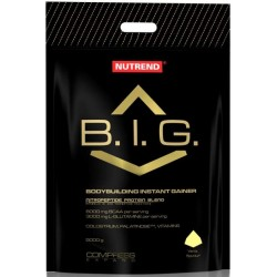 Гейнер NUTREND Compress B.I.G. - 5.0 кг ваниль