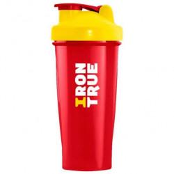 IRONTRUE Шейкер ITS901 700ml, Желтый-Красный