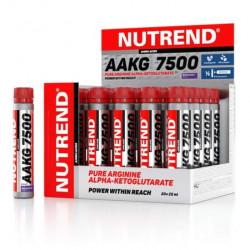 Аминокислоты NUTREND AAKG 7500 - 20 фл х 25 мл черная смородина