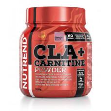 Добавка NUTREND CLA + Carnitine - 300 г вишня-пунш