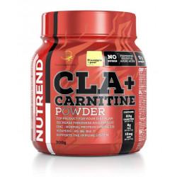 Добавка NUTREND CLA + Carnitine - 300 г ананас-груша