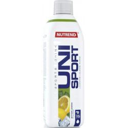 Напиток NUTREND Unisport - 1.0 л горький лимон