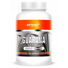 Guarana 100 капсул Strimex
