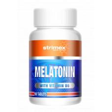 Melatonin 1 мг 90 таблеток Strimex