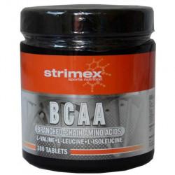 BCAA 300 таблеток Strimex